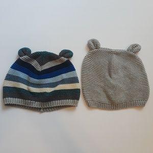 GAP BABY | 2 hats